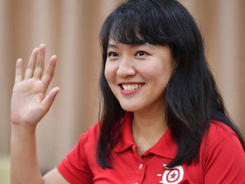 Bà Lê Diệp Kiều Trang rời Go-Viet