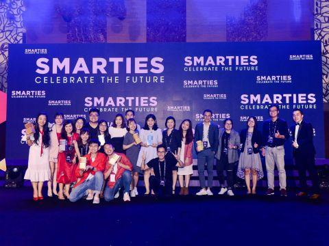 """Unilever thắng lớn tại Smarties Vietnam 2019 – """"mảnh đất vàng"""" cho làng marketer trẻ?"""