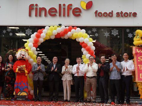 Saigon Co.op có thêm thương hiệu siêu thị Finelife
