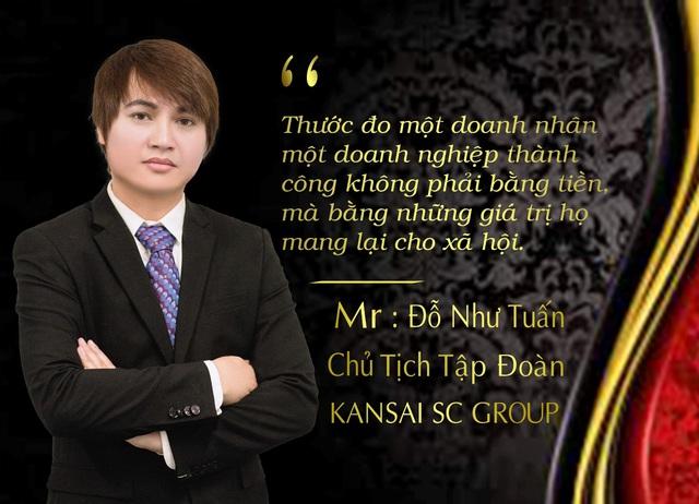 Doanh nhân trẻ thành đạt truyền cảm hứng sống cho cộng đồng người Việt tại Nhật - 1